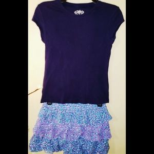 Girls Sz 16 Outfit from Justice